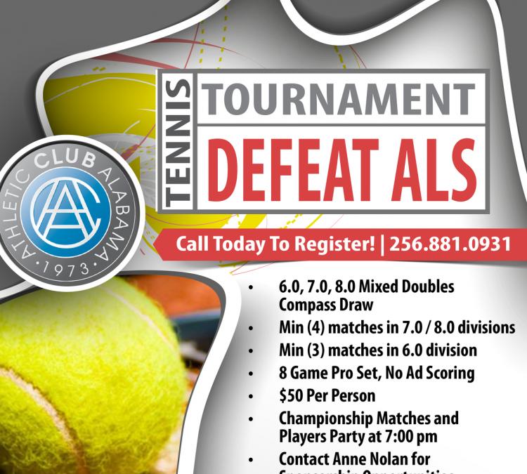 Defeat ALS